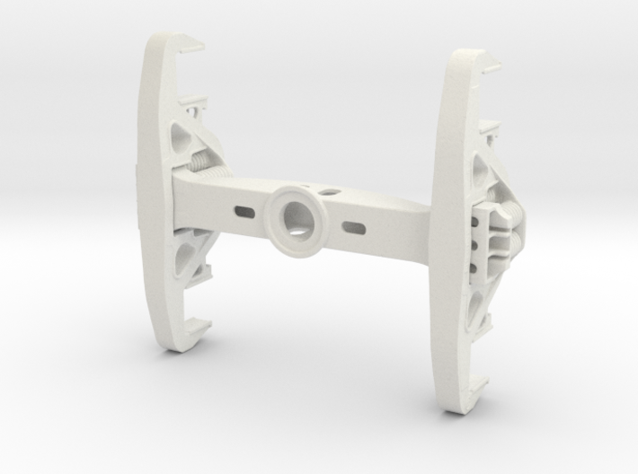 CCRX 40010 2-Axle Truck Assy 1/35 3d printed