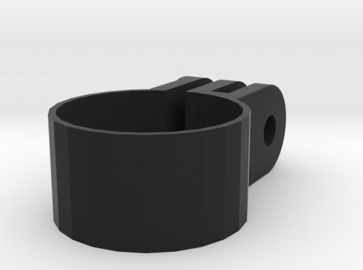 GoPro Scope Mount (1 Inch Diameter) 3d printed