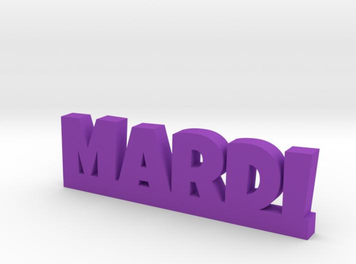 MARDI Lucky 3d printed