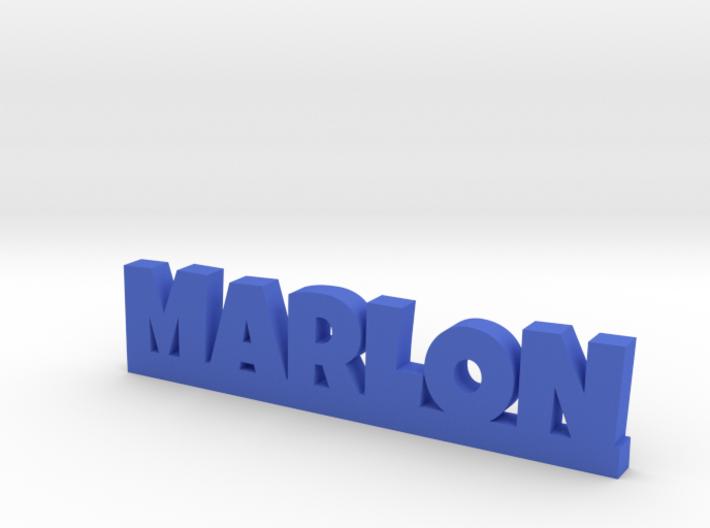 MARLON Lucky 3d printed