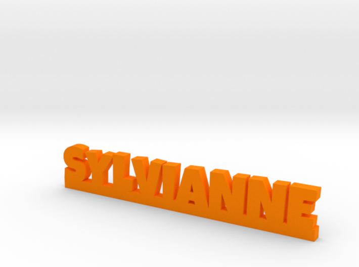 SYLVIANNE Lucky 3d printed