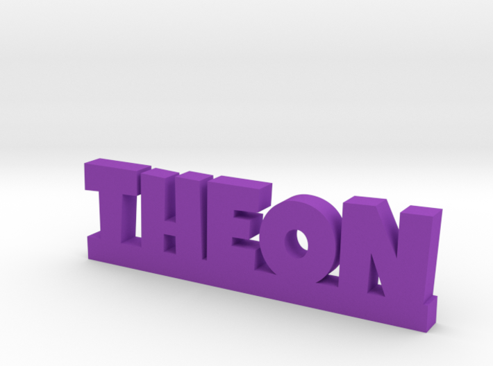 THEON Lucky 3d printed