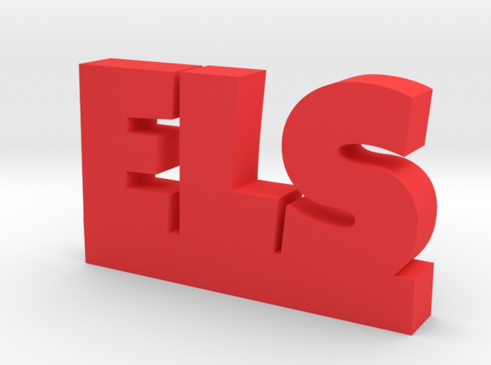 ELS Lucky 3d printed