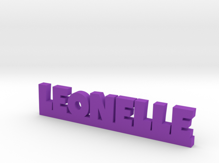 LEONELLE Lucky 3d printed