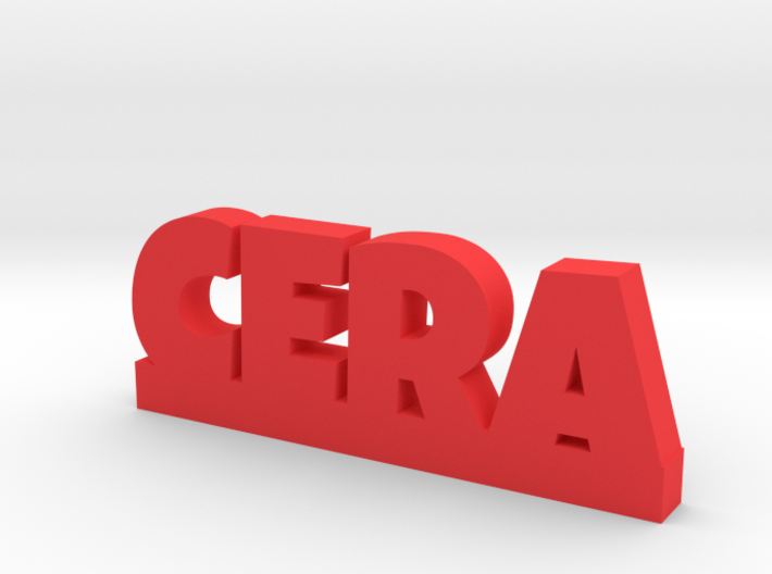CERA Lucky 3d printed