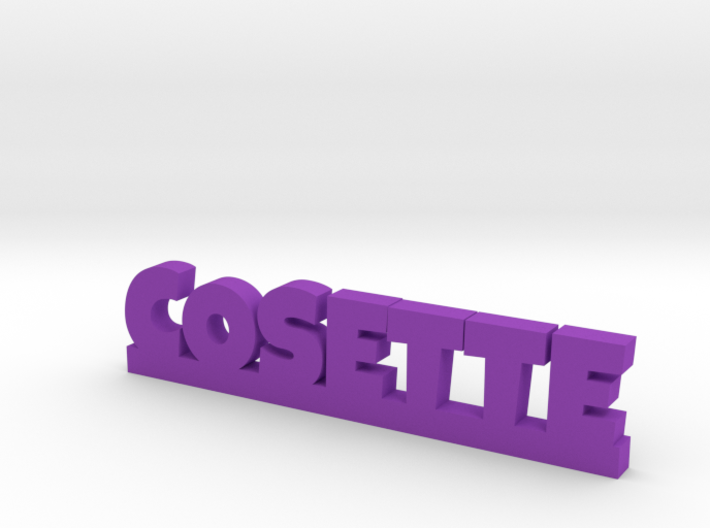 COSETTE Lucky 3d printed