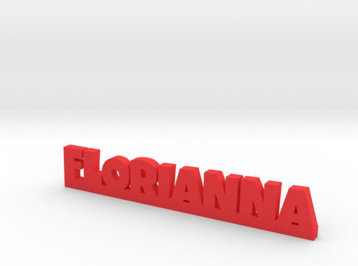 FLORIANNA Lucky 3d printed