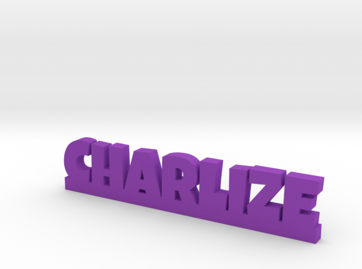 CHARLIZE Lucky 3d printed