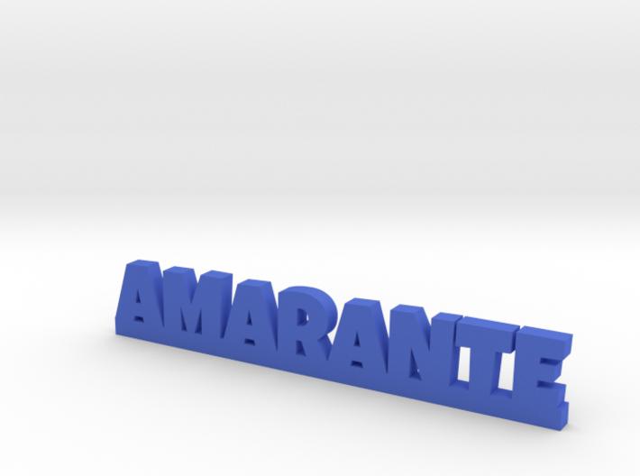 AMARANTE Lucky 3d printed