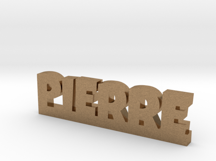 PIERRE Lucky 3d printed