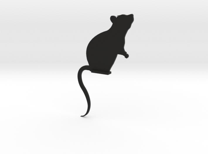 Door Mouse 3d printed
