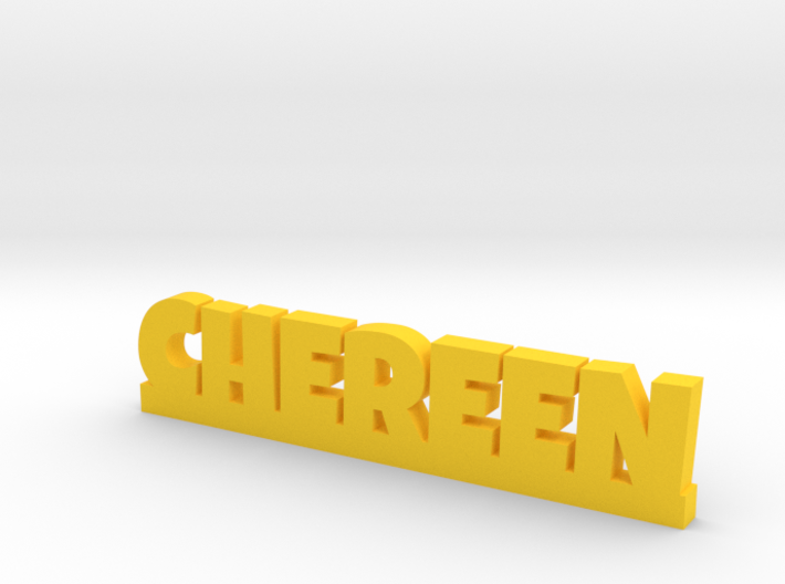 CHEREEN Lucky 3d printed