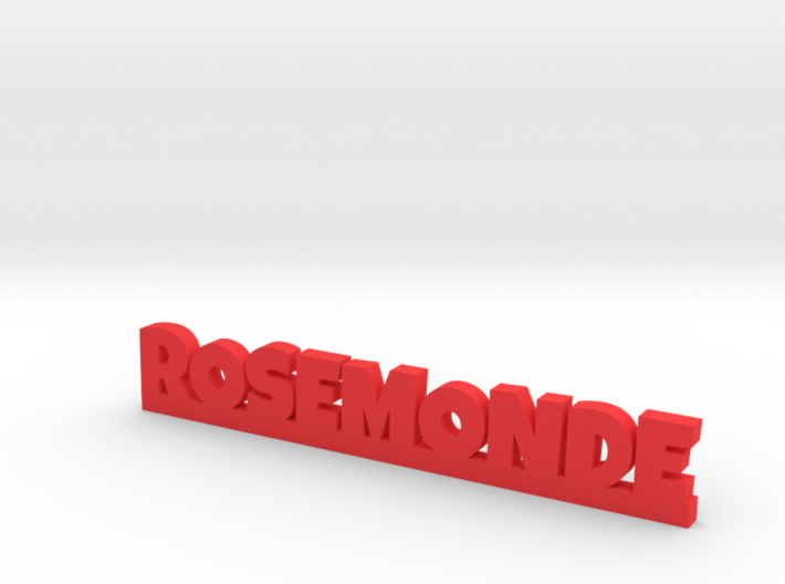 ROSEMONDE Lucky 3d printed