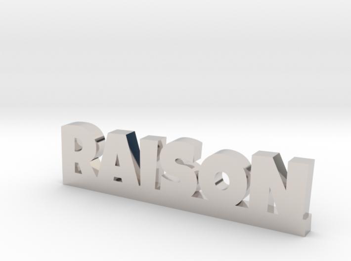 RAISON Lucky 3d printed