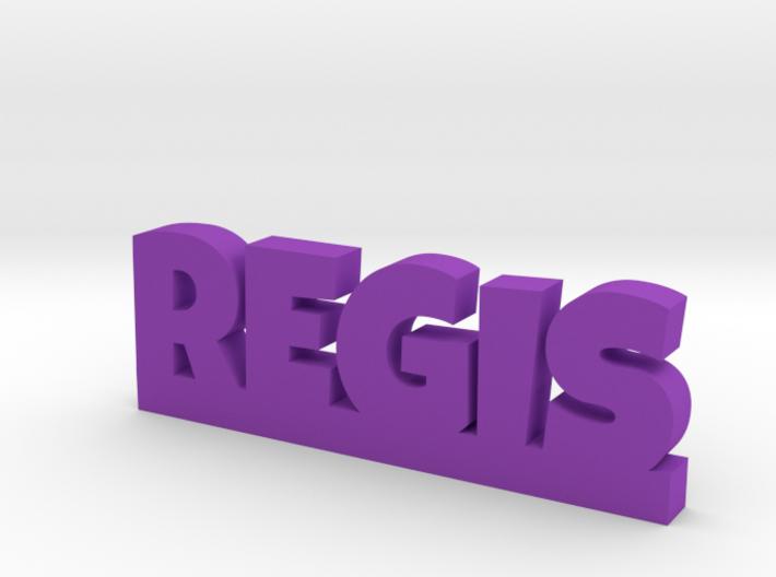 REGIS Lucky 3d printed