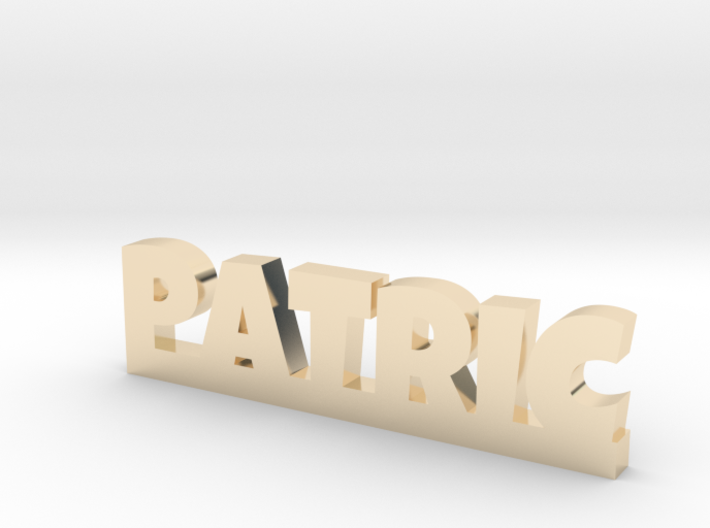 PATRIC Lucky 3d printed