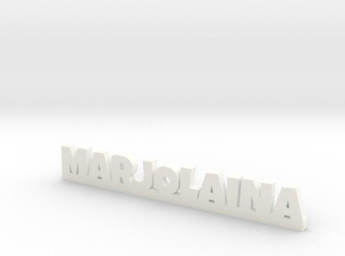MARJOLAINA Lucky 3d printed