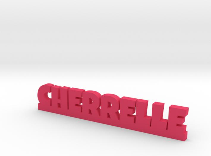 CHERRELLE Lucky 3d printed