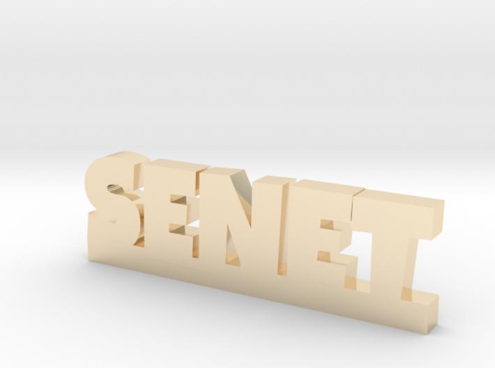 SENET Lucky 3d printed