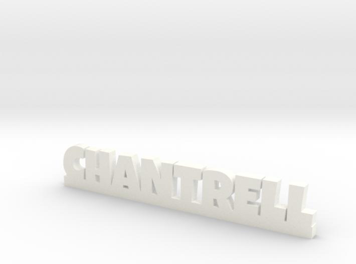 CHANTRELL Lucky 3d printed