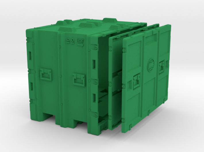 1-18 MM08 Pallet Ready Case 3d printed