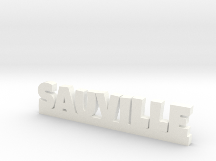 SAUVILLE Lucky 3d printed