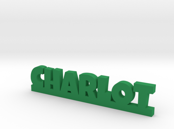 CHARLOT Lucky 3d printed