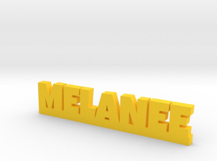 MELANEE Lucky 3d printed