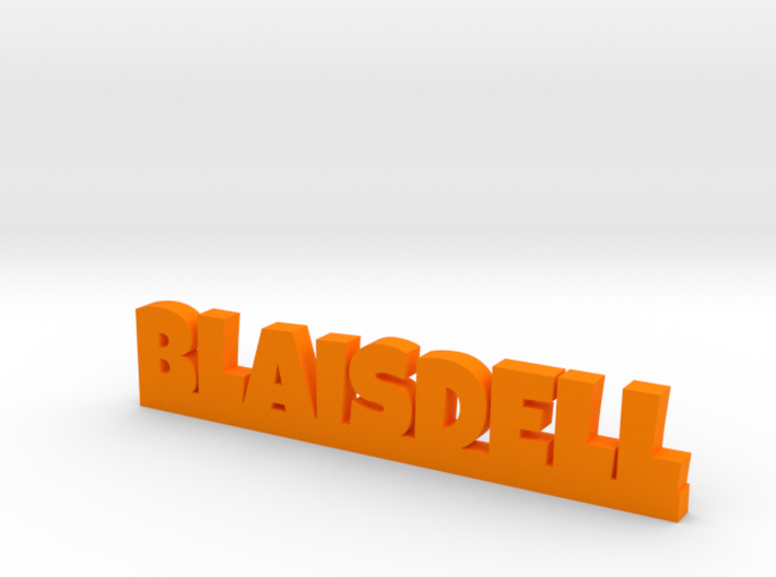 BLAISDELL Lucky 3d printed