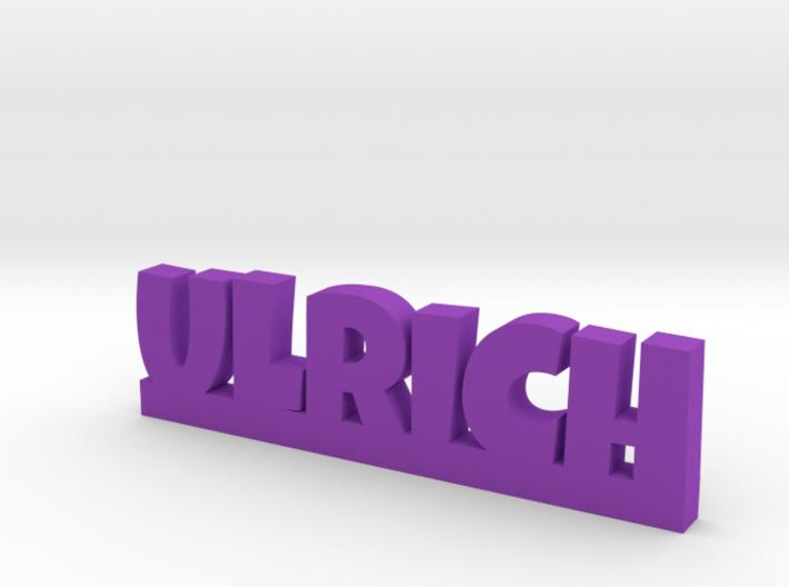 ULRICH Lucky 3d printed