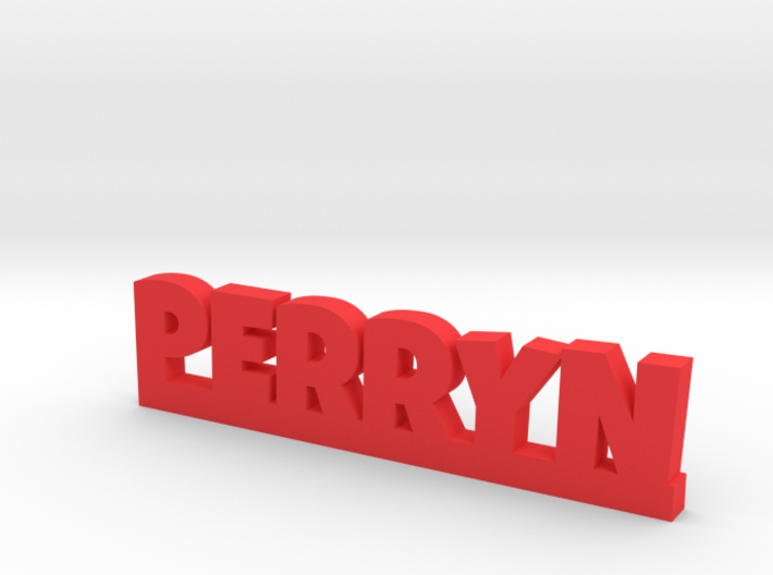 PERRYN Lucky 3d printed