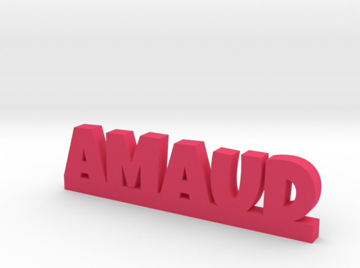 AMAUD Lucky 3d printed