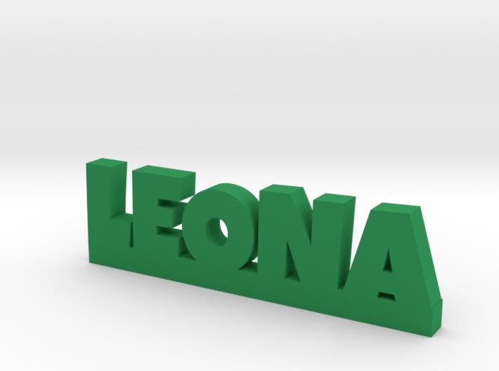 LEONA Lucky 3d printed