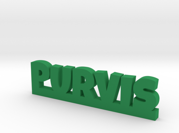 PURVIS Lucky 3d printed