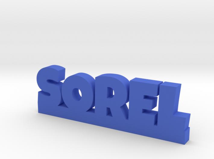 SOREL Lucky 3d printed