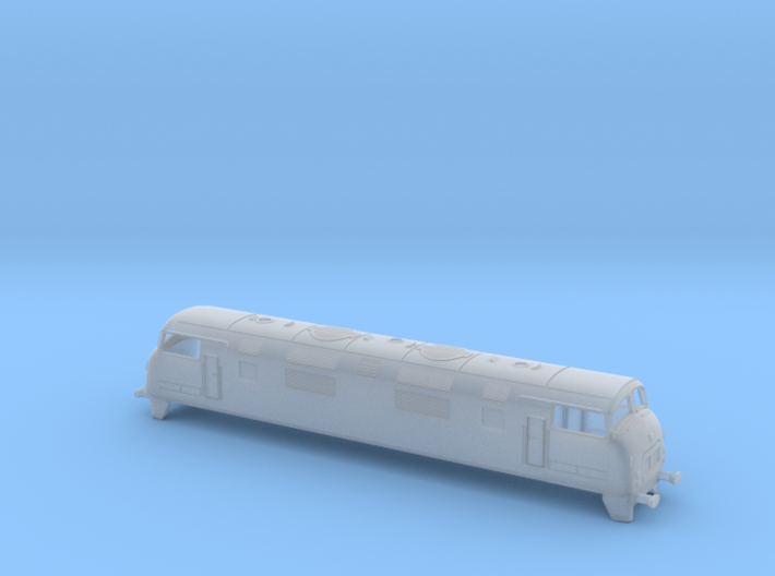Class 42 - Warship - Z - 1 220 3d printed