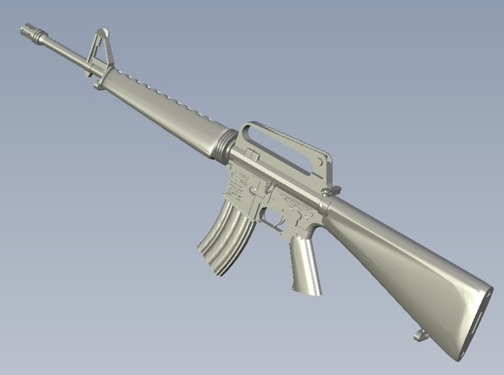 1/48 scale rifles collection A pack x 25 3d printed
