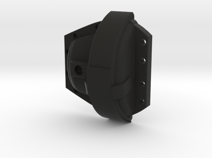 TerraMod 183 Axle Cover 3d printed