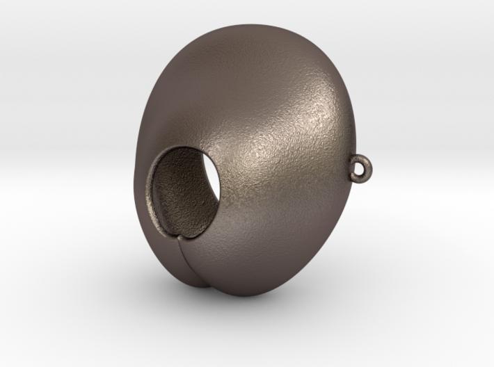 Electrosex Penis tip, E-Stim V4 Small 3d printed