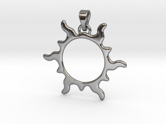 SunPendant 3d printed