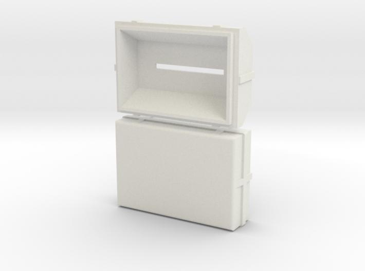 Treasurebox Print 3d printed