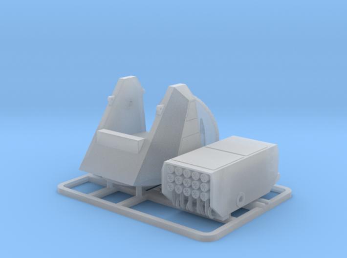 SCLAR-H ODLS Decoy launcher Kit 1/96 3d printed