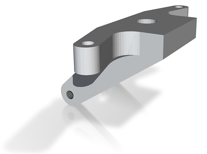 Tw3 3d printed Cub tail wheel bracket