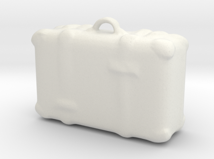 Printle Thing Suitcase - 1/24 3d printed