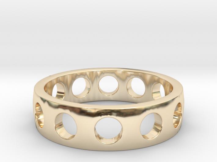 Ring of king 3d printed