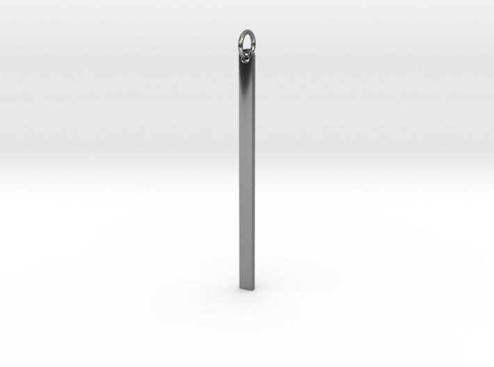 Pendant of Splinter  3d printed