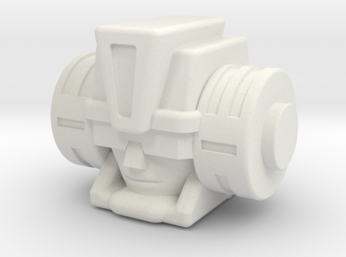 Heatwave Head for CW Onslaught 3d printed