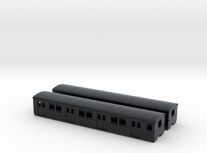 DR ET/EB 165 beiwagen N [2x body] 3d printed