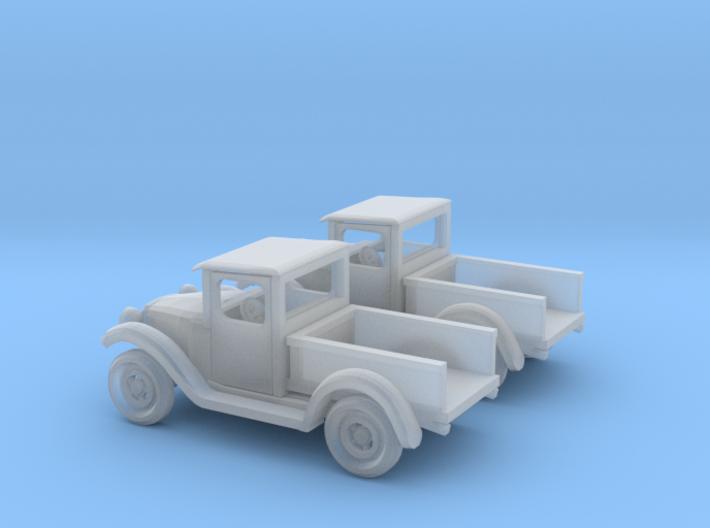 1934 Pickup Z Scale 3d printed 2 1934 Pickup trucks Z scale