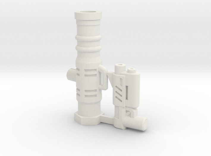 Wrestling Killer Z Weapon Set 3d printed